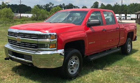 2015 Chevrolet 2500